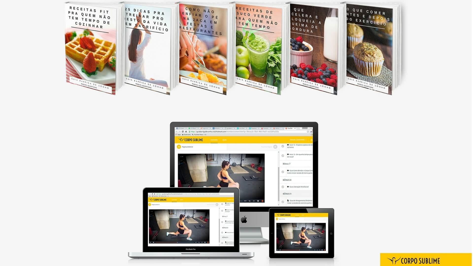 Bônus de Livros digitais que ajudam a emagrecer